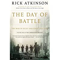 The Day of Battle: The War in Sicily and Italy, 1943-1944 (Liberation Trilogy)