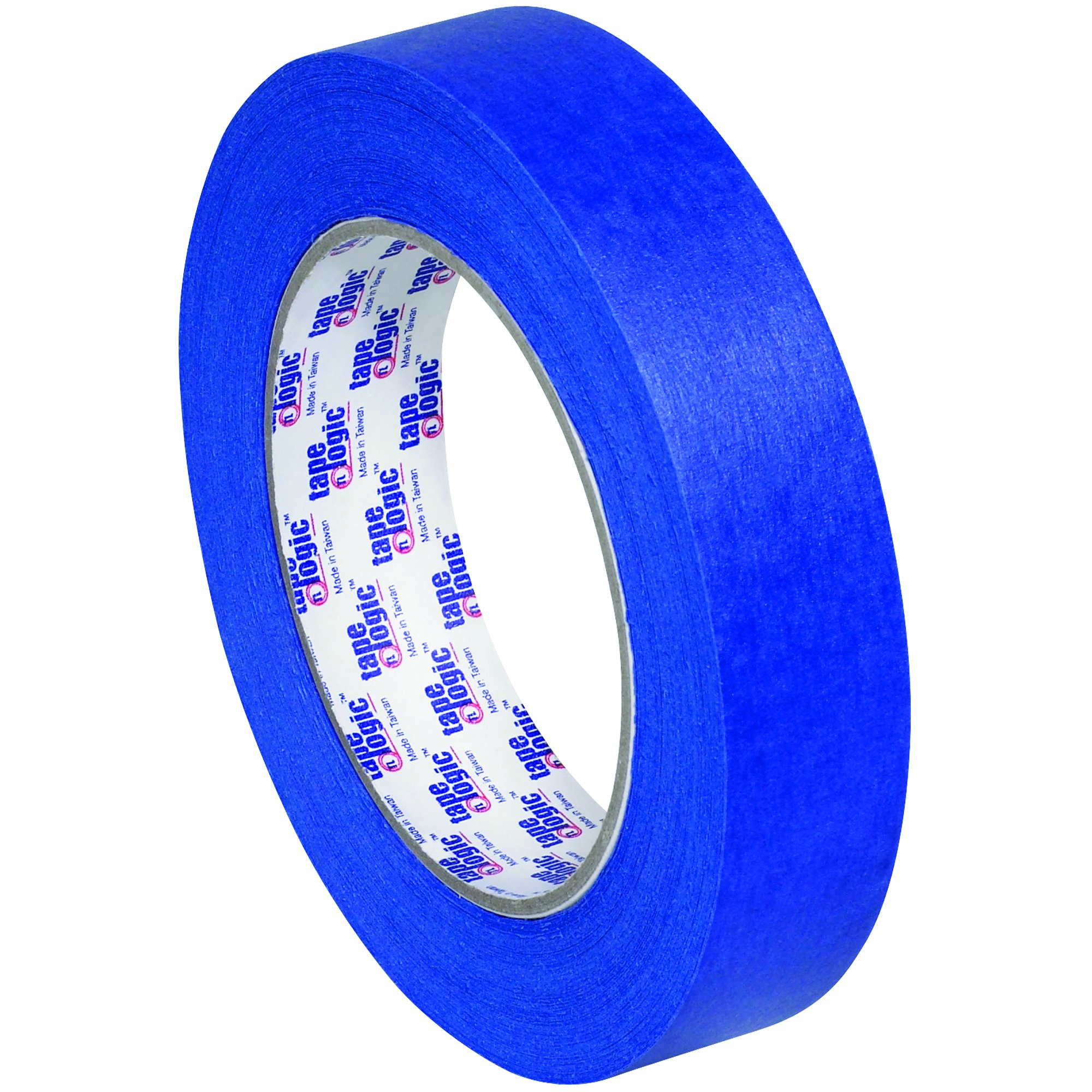 BOX USA BT9353000 Tape Logic 3000 Painter's Tape, 1'' x 60 yd., Blue (Pack of 36) by BOX USA
