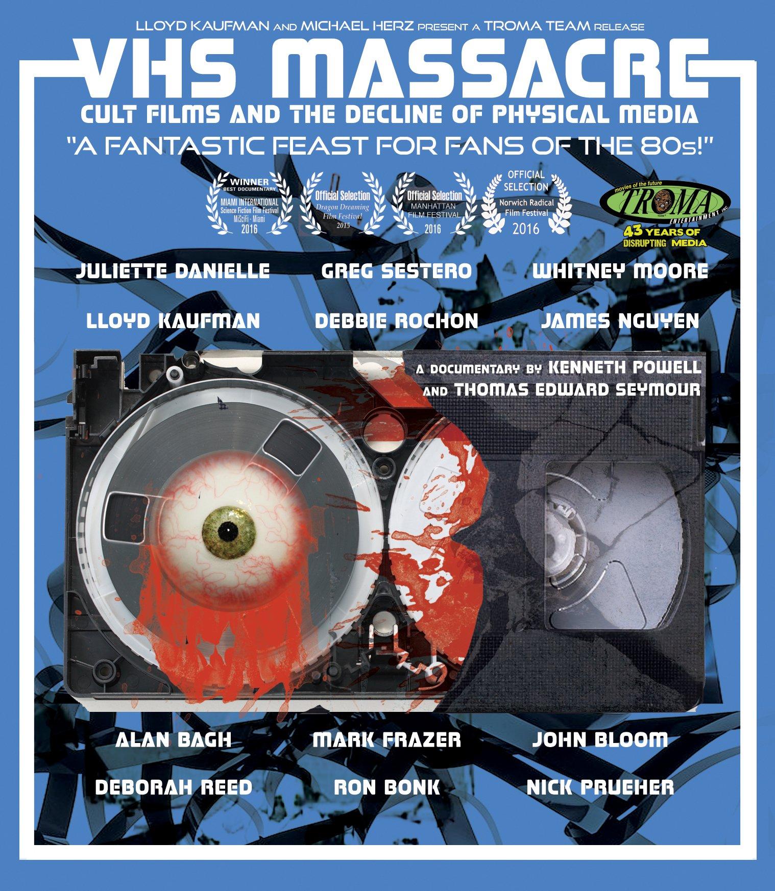 VHS Massacre (Widescreen)
