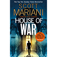House of War: The new gripping adventure thriller from the Sunday Times bestseller (Ben Hope, Book 20) (English Edition)