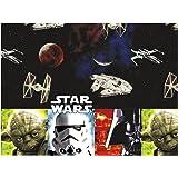 Plastic Star Wars Tablecloth, 1.8m x 1.2m