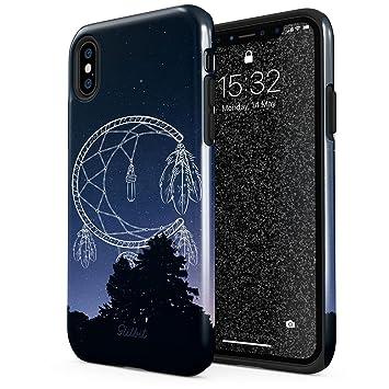 coque lune iphone x