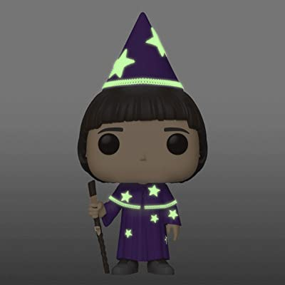 Stranger Things Will The Wise Glow in The Dark Exclusive: Toys & Games