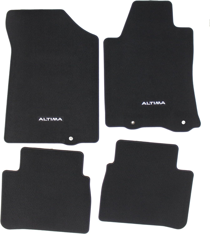 Amazon Com Genuine Nissan Accessories 999e2 Uz000 Charcoal Carpeted Floor Mat Automotive