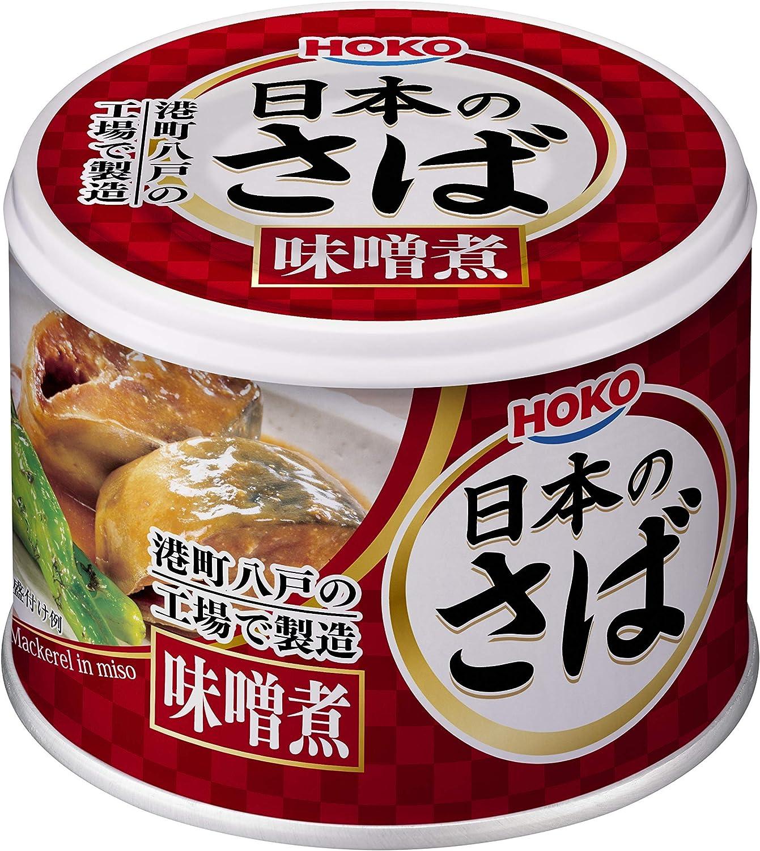 宝幸 日本のさば(味噌煮)190g×24缶