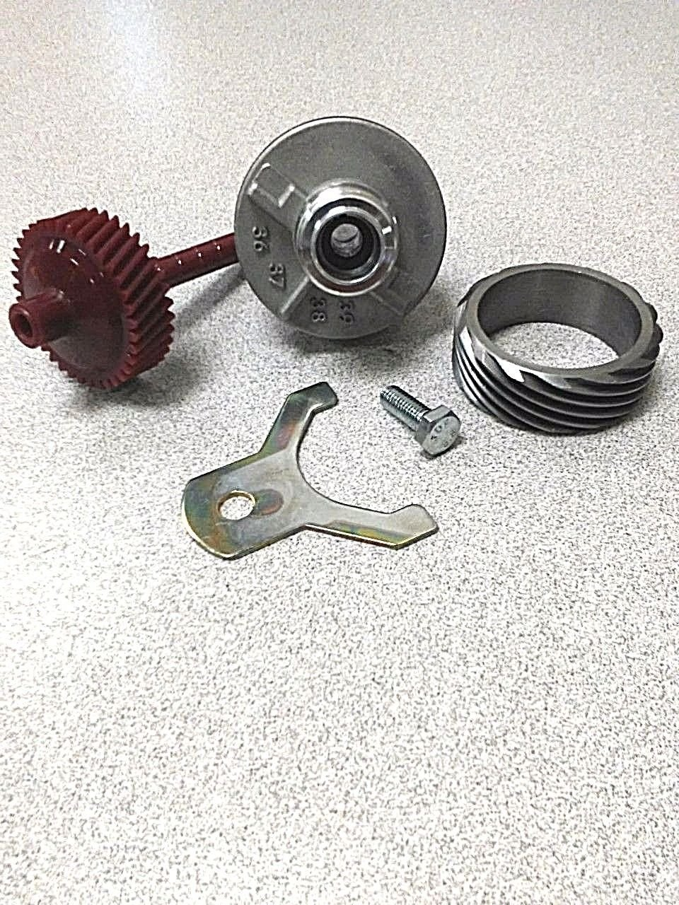 GM TH400 complete speedometer gear and housing set PATC