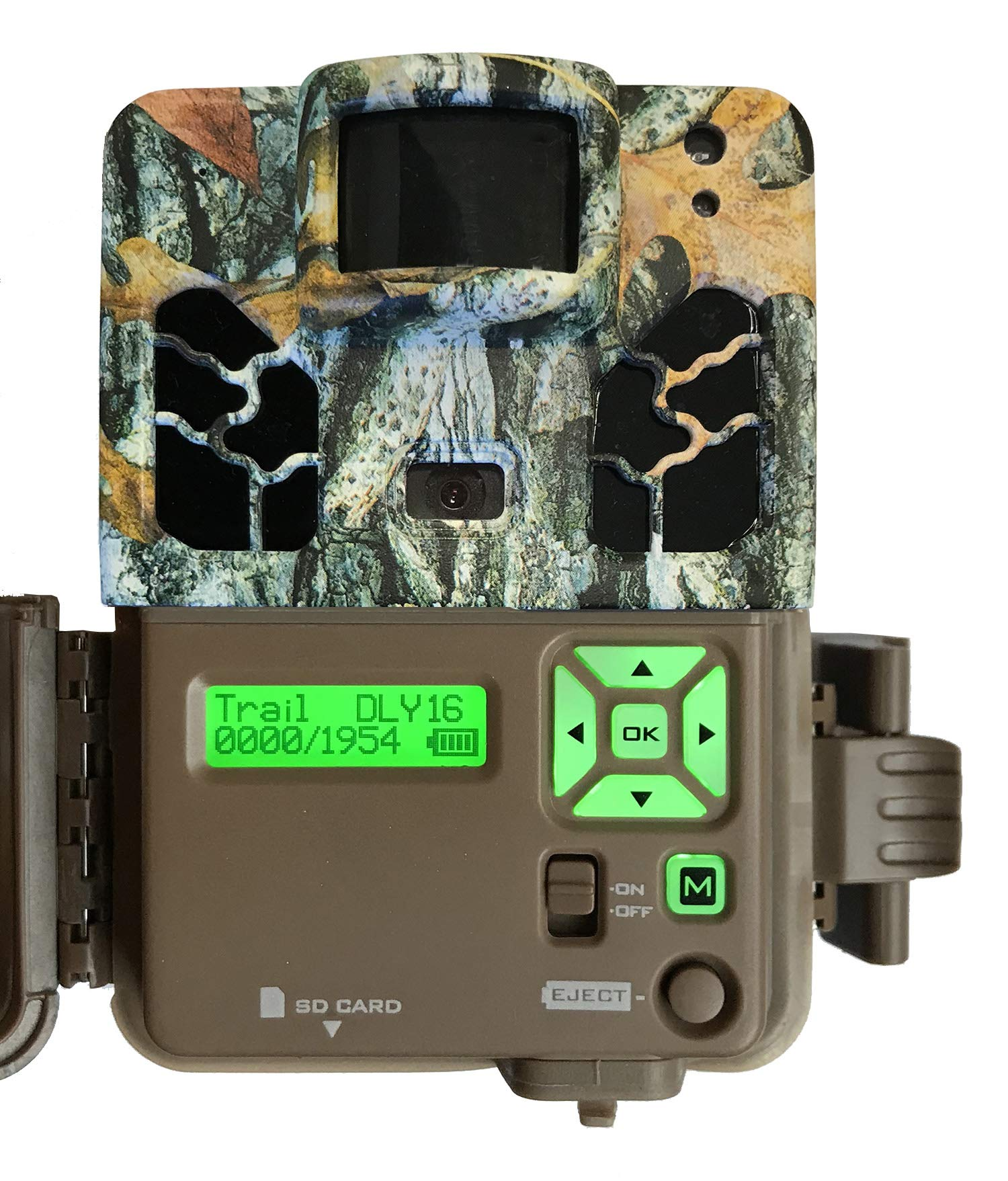 Browning Dark OPS HD APEX (2019) Trail Game Camera Bundle Includes 32GB Memory Card and J-TECH iPhone/iPad/Android USB Memory Card Reader | BTC6HDAPX