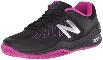 Women's Athletic Shoes/new balance black pink wc1006v1 vf4u17n3