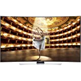 Samsung UN55HU9000 Curved 55-Inch 4K Ultra HD 120Hz 3D Smart LED TV