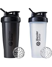 BlenderBottle Classic Loop Top Shaker Bottle, 28-Ounce 2-Pack