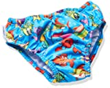 FINIS Swim Diaper Fishbowl Blue L Swim Diaper