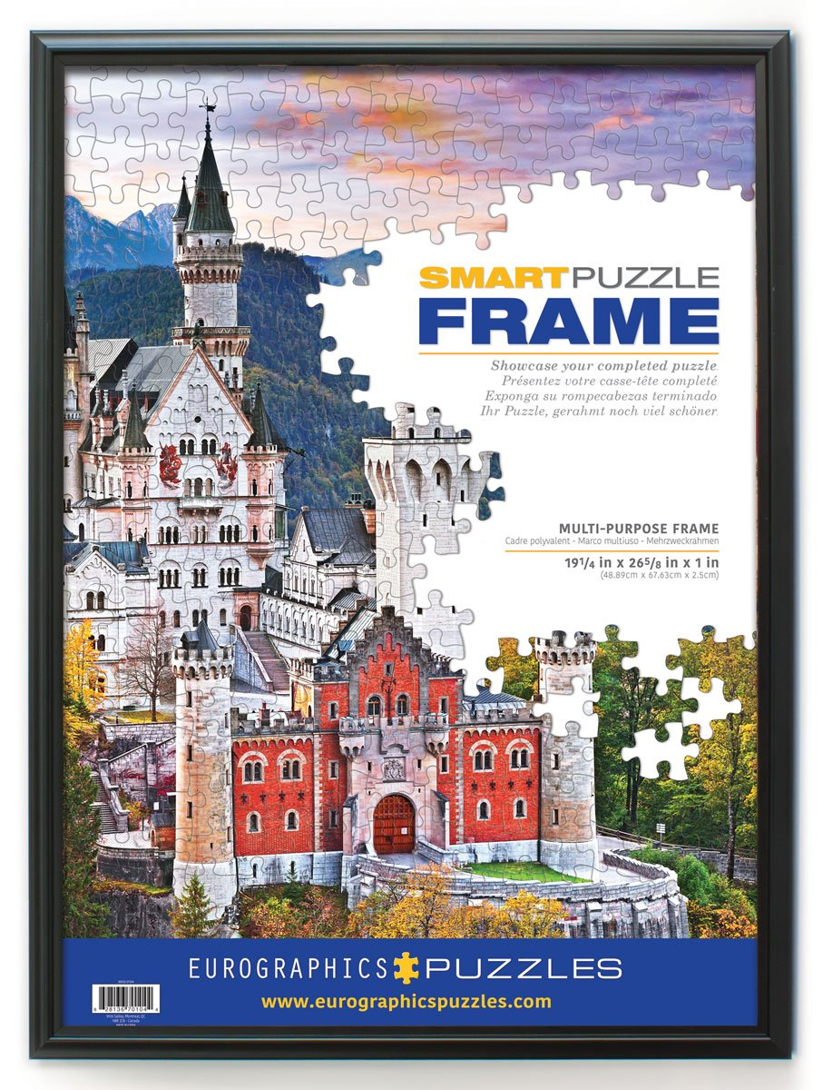EuroGraphics Smart-Puzzle Frame Jigsaw Accessory