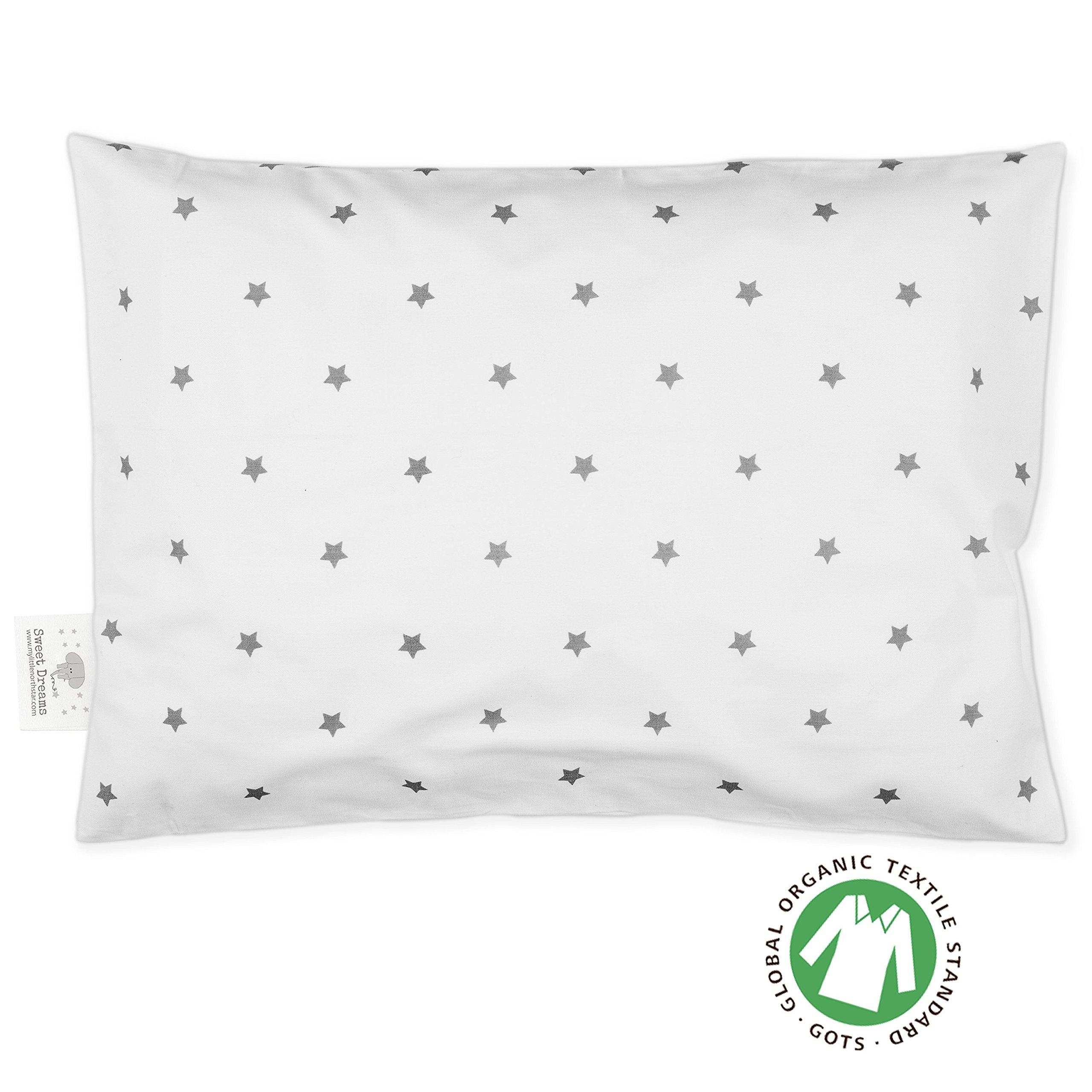 Amazon Com Toddler Pillow Organic Cotton Made In Usa