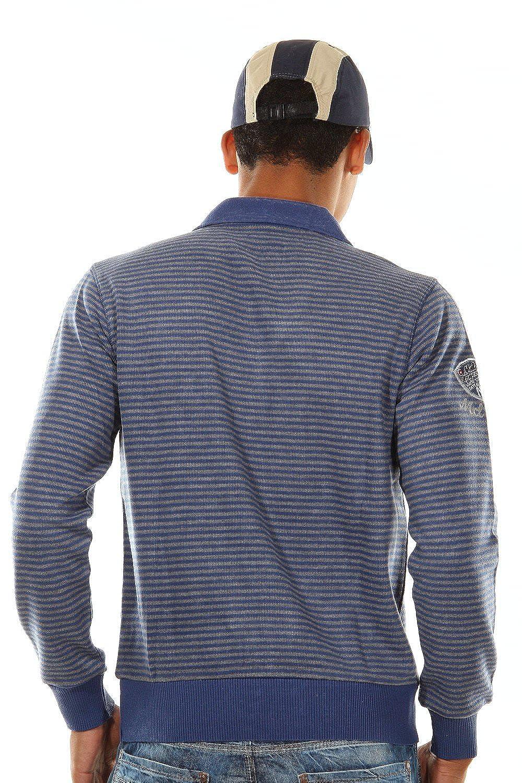 MCL Pullover Polokragen S: : Bekleidung