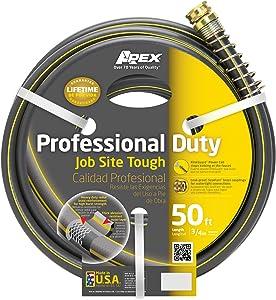 Apex 988VR-50 Professional Duty Garden Hose, 3/4-Inch by 50-Feet