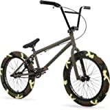 "Elite 20' & 18"" BMX Bicycle Destro Model Freestyle Bike - 4 Piece Cr-MO Handlebar"