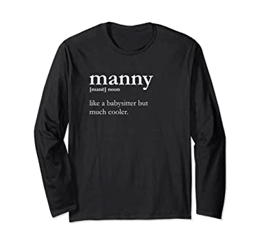 Shall afford Male nanny shirts join