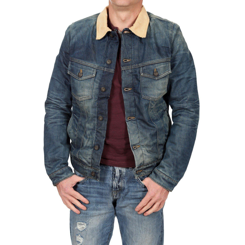 JACK & JONES Men's Jacket blue BL511