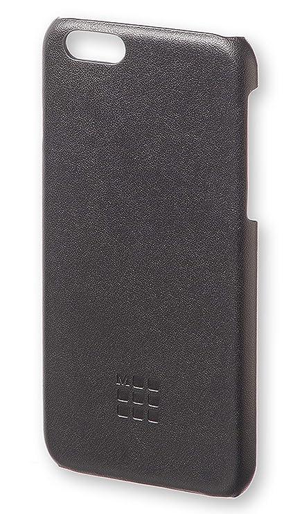 buy online badd1 b25a9 Moleskine Classic Hard Case Debossed Logo for iPhone 6 Plus/6S Plus - Black