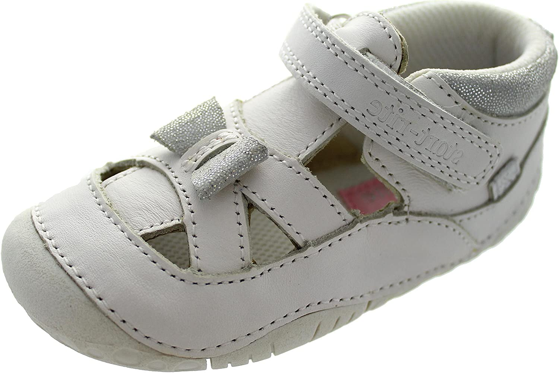 c9a75695fd41d Start-rite Size 4 Jasmine Leather Sandals: Amazon.co.uk: Shoes & Bags