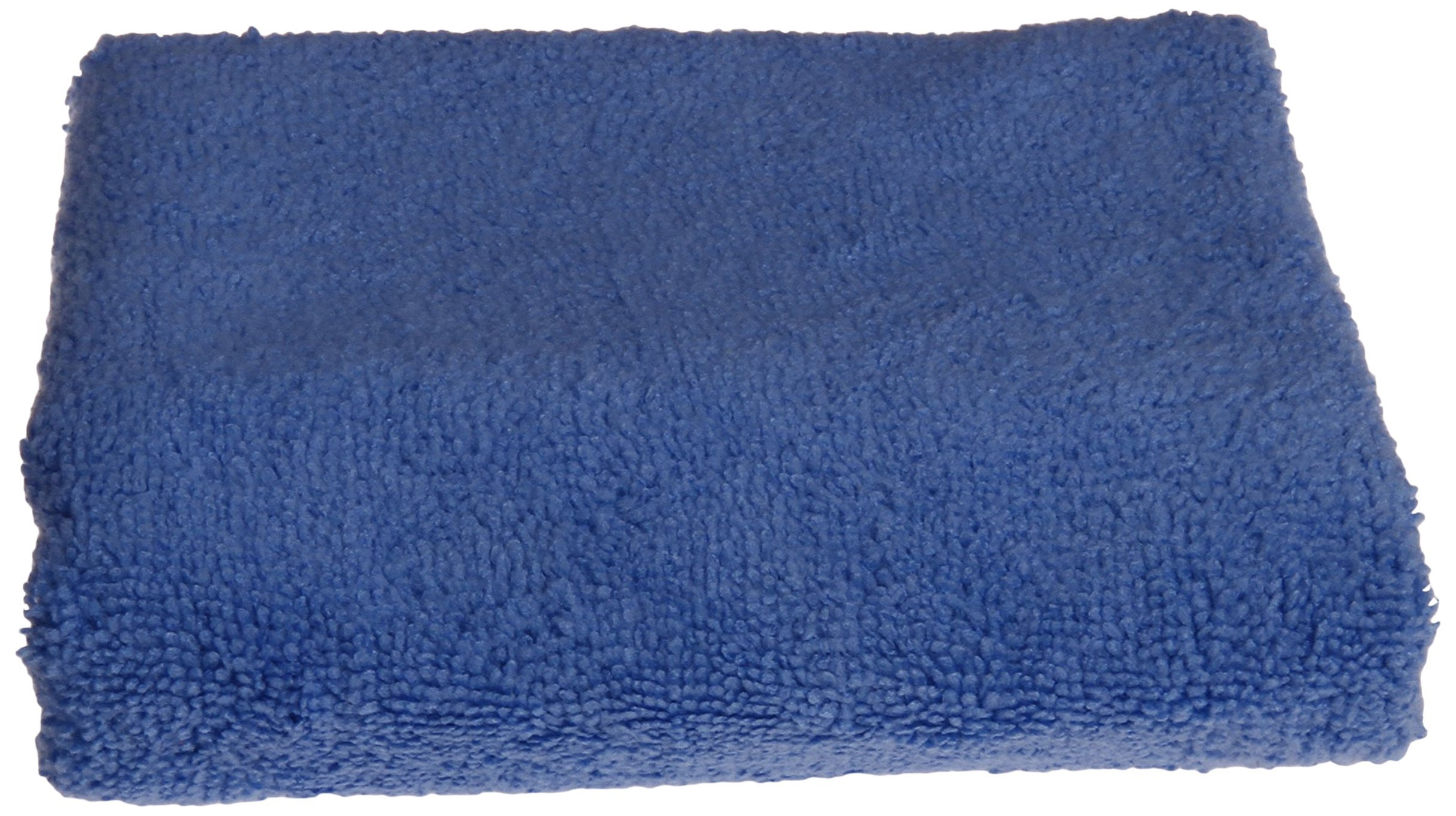 UTowels Microfiber Plush Drying Towels, Blue, 6 Piece