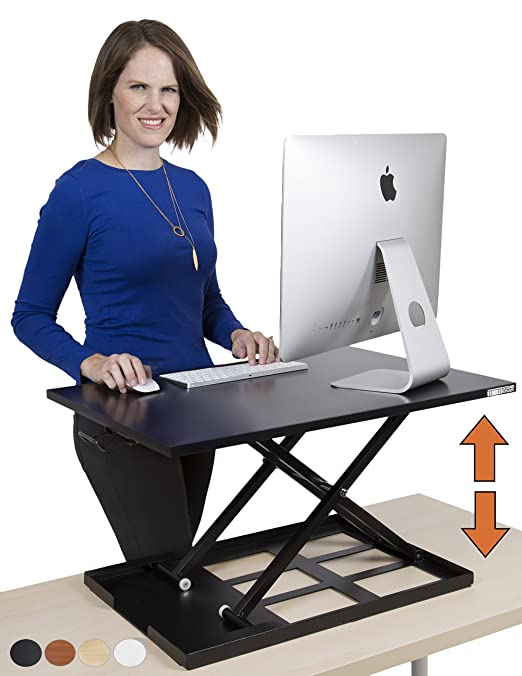 Amazon Canada X Elite Pro Height Adjustable Sit Stand