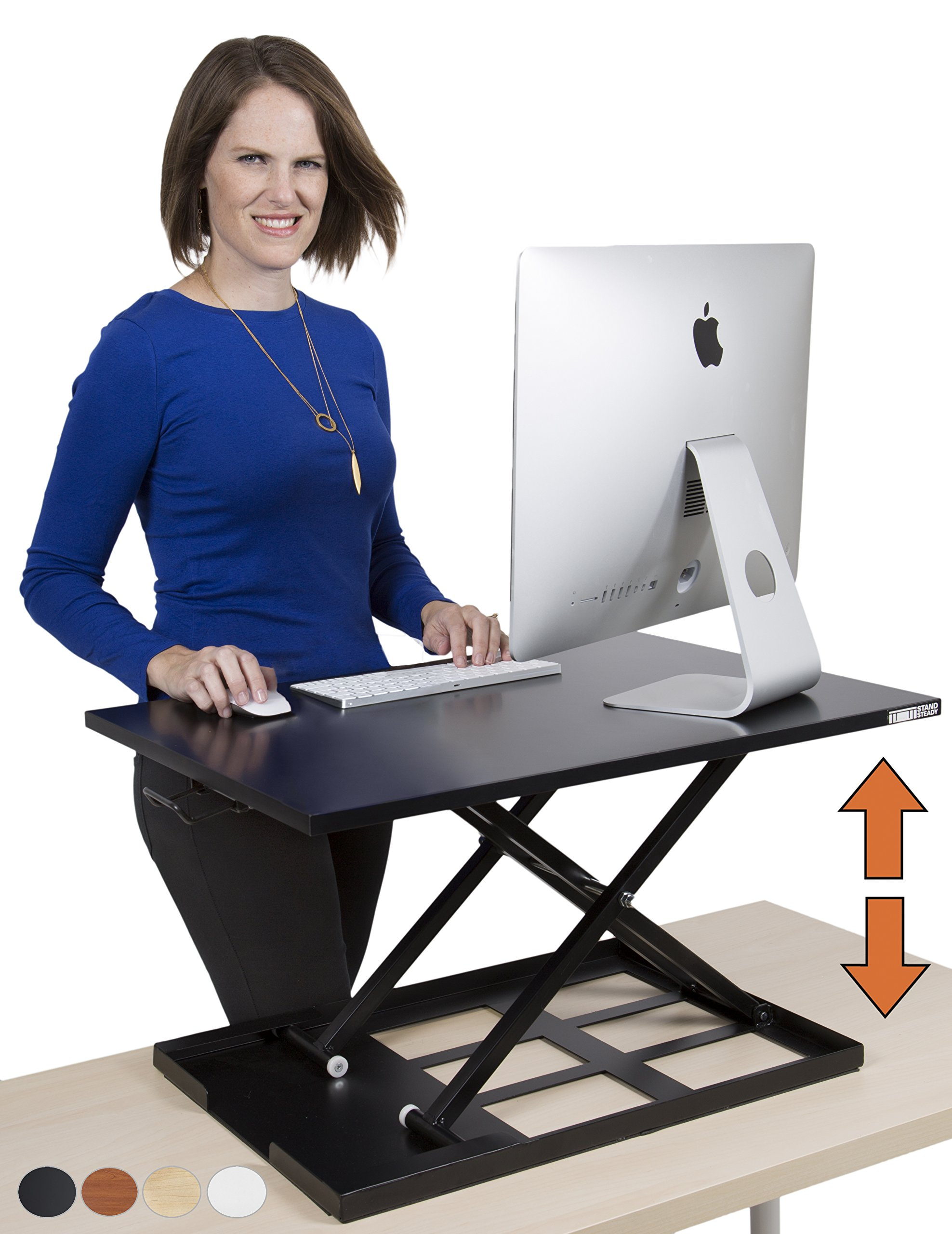 b height individual inwerk p desks schwarz en by masterlift sit product desk stand adjustable