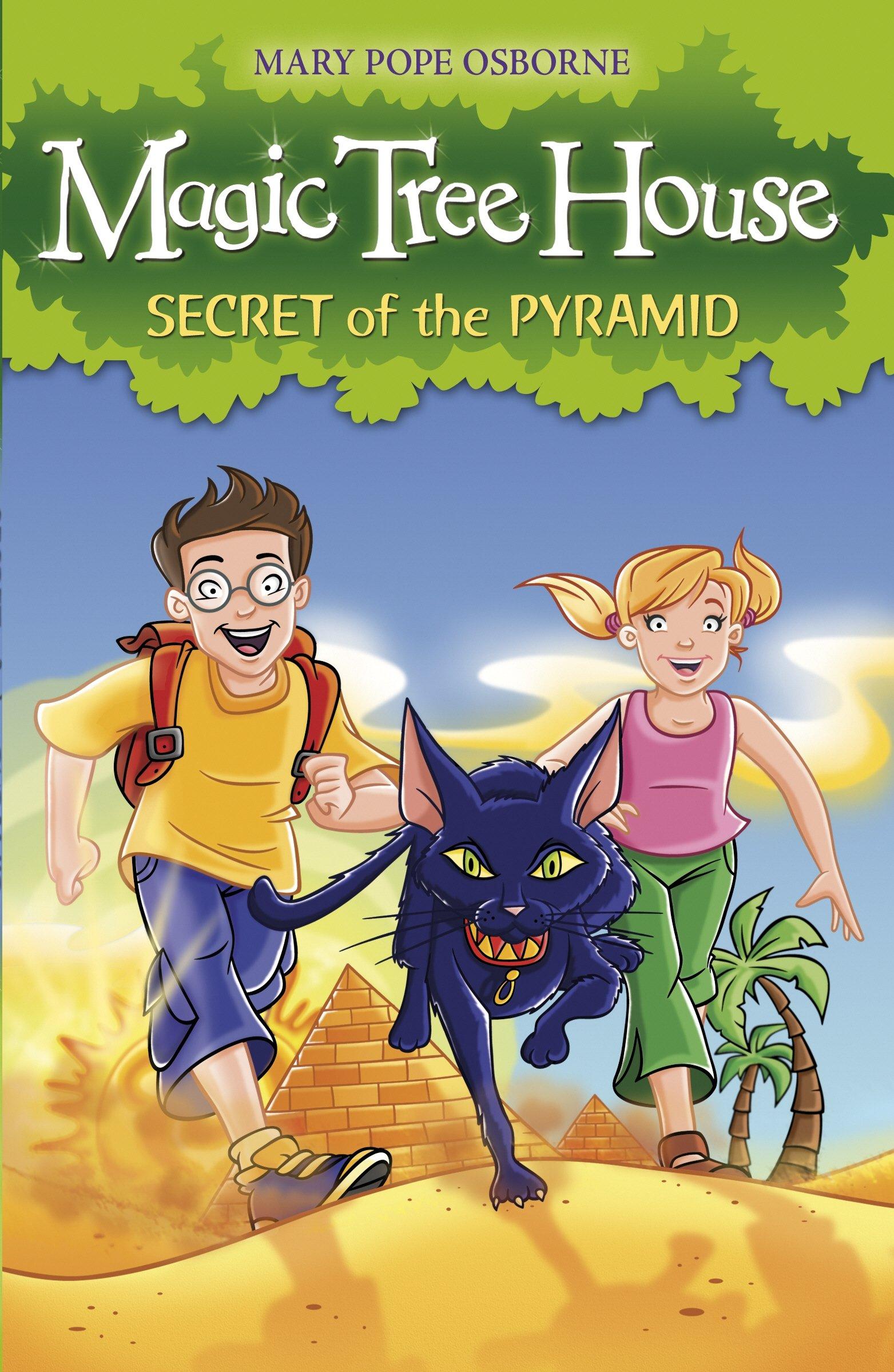 Secret Of The Pyramid Amazon Mary Pope Osborne Books