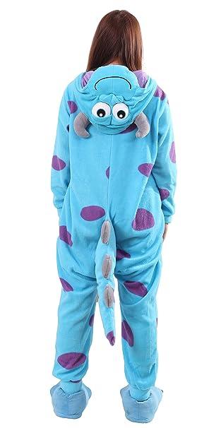 OKWIN Pijamas Animales Mujer Invierno Cosplay Traje Disfraz Adulto: Amazon.es: Ropa y accesorios