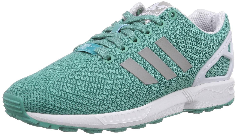 Adidas Originals ZX Flux - Zapatillas para Mujer 40 2/3 EU|St Fade Ocean S14/Mgh Solid Grey/Ftwr White