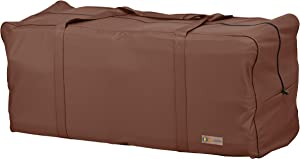 """Duck Covers Ultimate Patio Cushion Storage Bag, 58"""" L x 36"""" W x 30"""" H"""