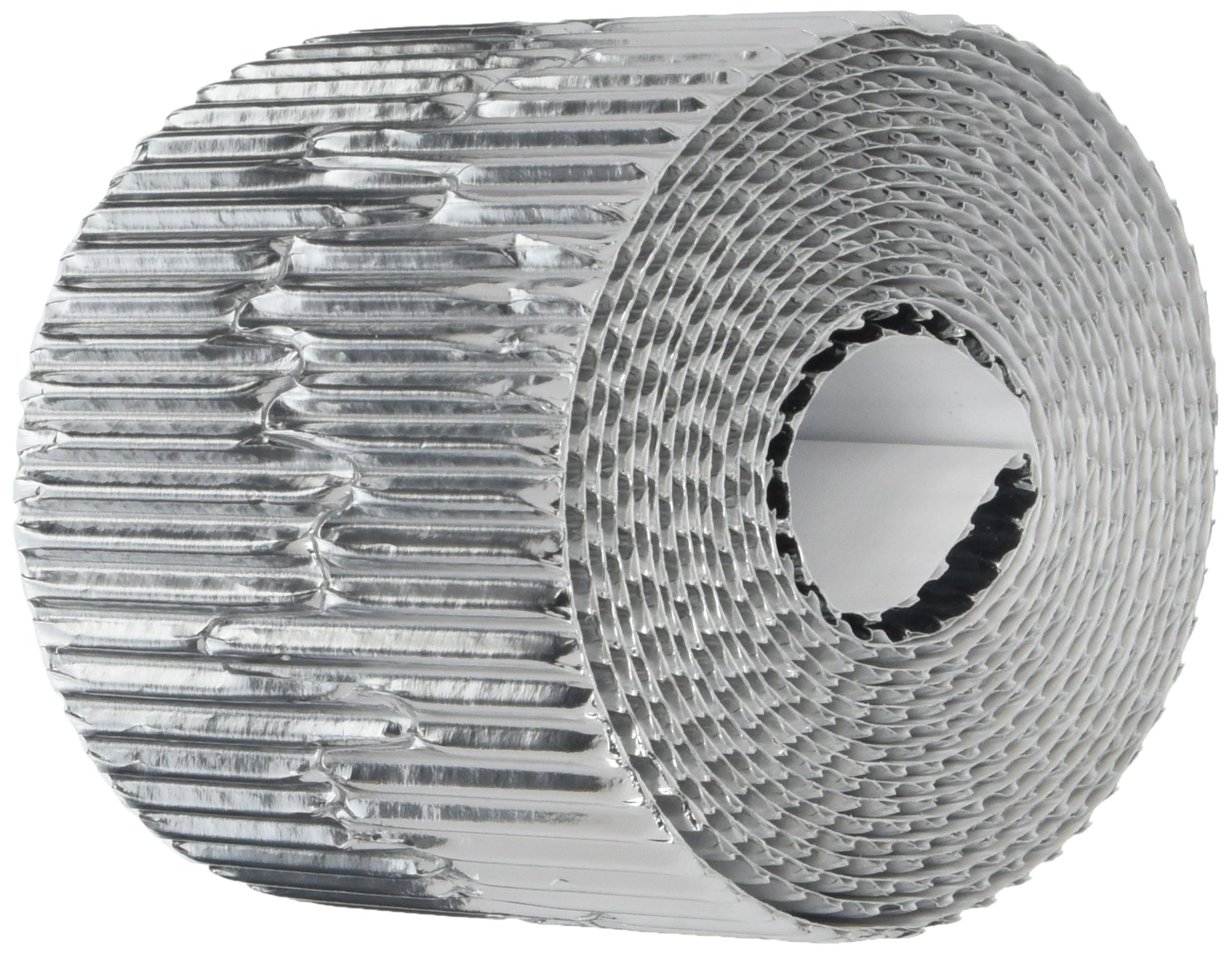 Bordette 0037710 Icicles Border, 2-1/4'' x 25' Size, 4.3'' Width, 4.1'' Length, 3.9'' Height, Metallic Silver