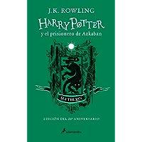 Harry Potter y el prisionero de Azkaban. Edición Slytherin: 20 aniversario