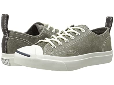 c8817f85759c Converse Jack Purcell LTT OX Men s Shoes Charcoal Umber 144362C (SIZE  ...