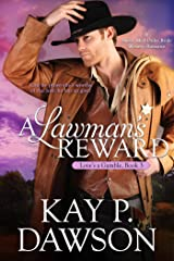 A Lawman's Reward (Love's a Gamble Book 3) Kindle Edition