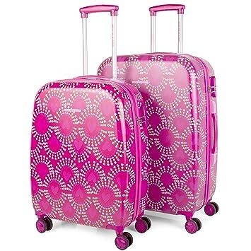 174261c9aa4 AGATHA RUIZ DE LA PRADA - 68300 Set of 2 trolley suitcase
