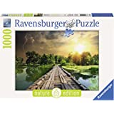 Ravensburger Mystic Skies Puzzle 1000pc,Adult Puzzles
