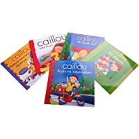 Akademiloji 3'lü Caillou Hikaye Kitabı Seti
