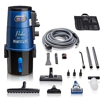 Prolux Professional 162 CFM Wall Mount Shop Vacuum