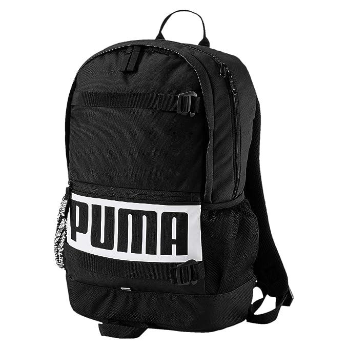 a4365640a Puma 074706 01 Mochila tipo casual, Black: Amazon.com.mx: Ropa ...
