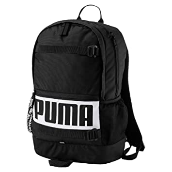 184231da04 Puma 24 Ltrs Black Laptop Backpack (7470601)  Amazon.in  Bags ...
