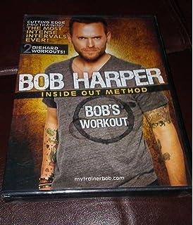 bob harper kettlebell cardio shred calories burned