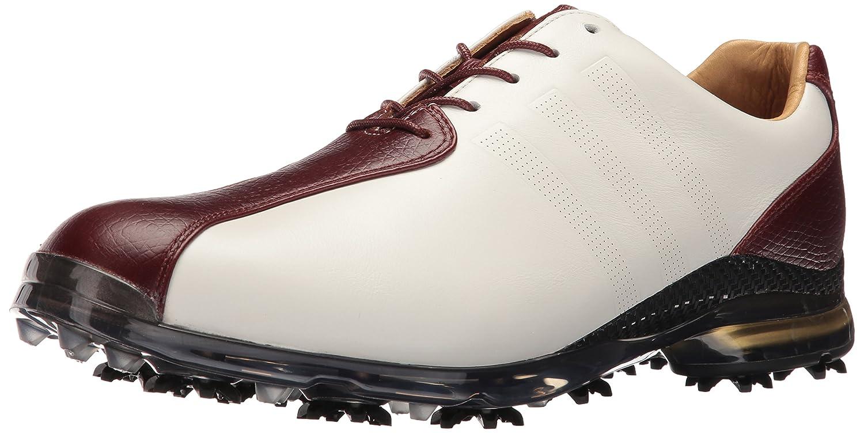 Adidas hombre 's adipure TP touwht / rojo / sco zapato de golf golf