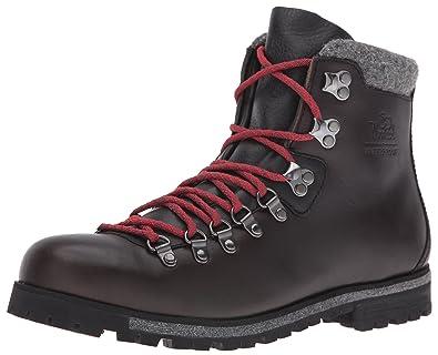 Woolrich Men's Packer Chukka Boot, Full Grain Vintage Black, ...