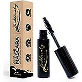 Organic Mascara by Endlessly Beautiful   An Organic Makeup, Cruelty Free Mascara   Natural Mascara   Paraben Free Vegan Masca