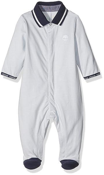 Timberland T97257 Pyjamas, Pijama para Bebés, Azul (Pale Blue), 6-9 (Tamaño Fabricante:9 Meses): Amazon.es: Ropa y accesorios