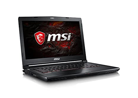 "MSI GS43VR Fantasma Pro069 14"" Ultra portátil Gaming Laptop Core i77700HQ GTX 1060 16GB 128GB"