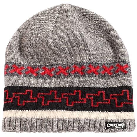 Berretto Oakley Vintage in lana cappello in pile Grigio pietra ... e30f20bceb7a