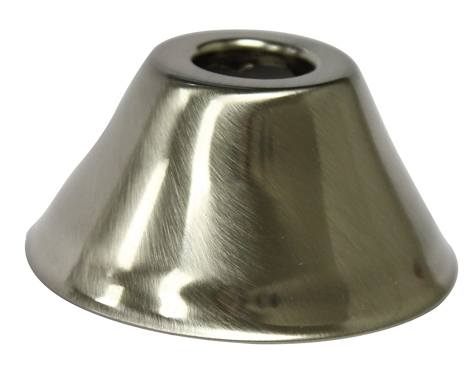 Stainless Steel Keeney Manufacturing 872SS Deep Flange 5//8 OD to Match Delta