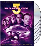 Babylon 5: Complete Fourth Season [DVD] [Import]